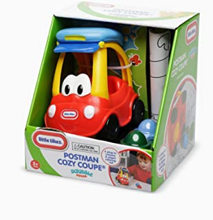 Amazon.com: Little Tikes Toddlers Scribble Squad Crayon Cozy Coupe ...