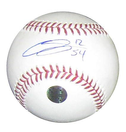 cd393ea2802 Frameworth Roberto Osuna Signed Baseball Official MLB Rawlings ...