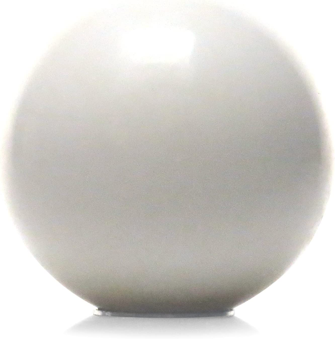 White Shift Pattern OS26n American Shifter 77065 Ivory Shift Knob with M16 x 1.5 Insert
