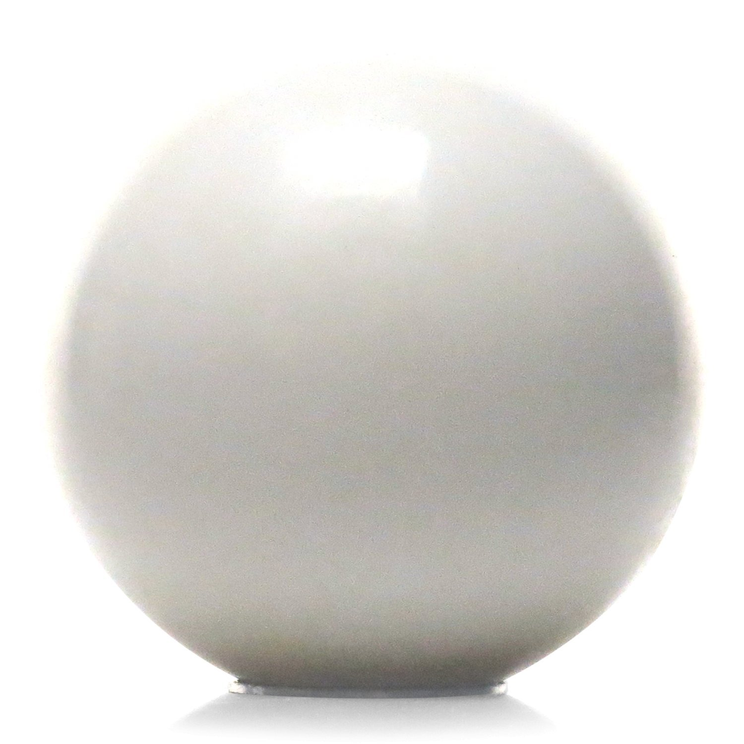 Company White Speed Ghost Ivory with M16 x 1.5 Insert American Shifter 269316 Shift Knob