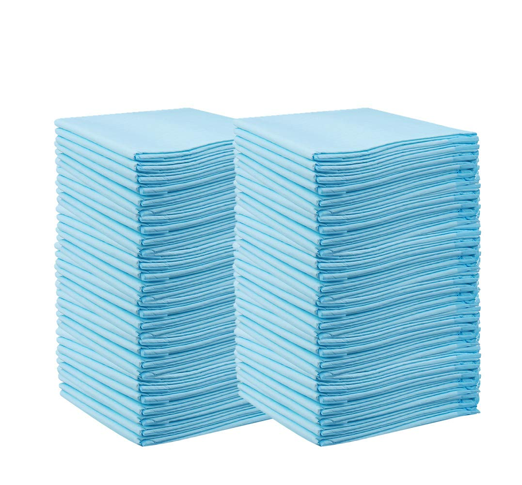 Pampers Baby Change Mats 24 Pack Travel Disposable Waterproof Super Absorbent