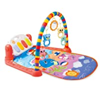 Deals on InKach Infant Kick and Play Piano Activity Gym Play Mat