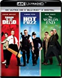 World's End / Hot Fuzz / Shaun Of The Dead Trilogy (4K Ultra Hd/Blu-Ray/Digital)