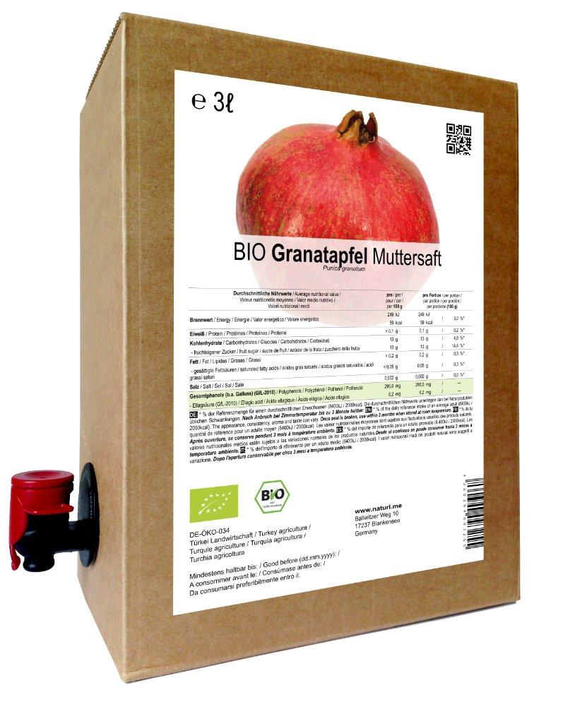 Granatapfel Muttersaft