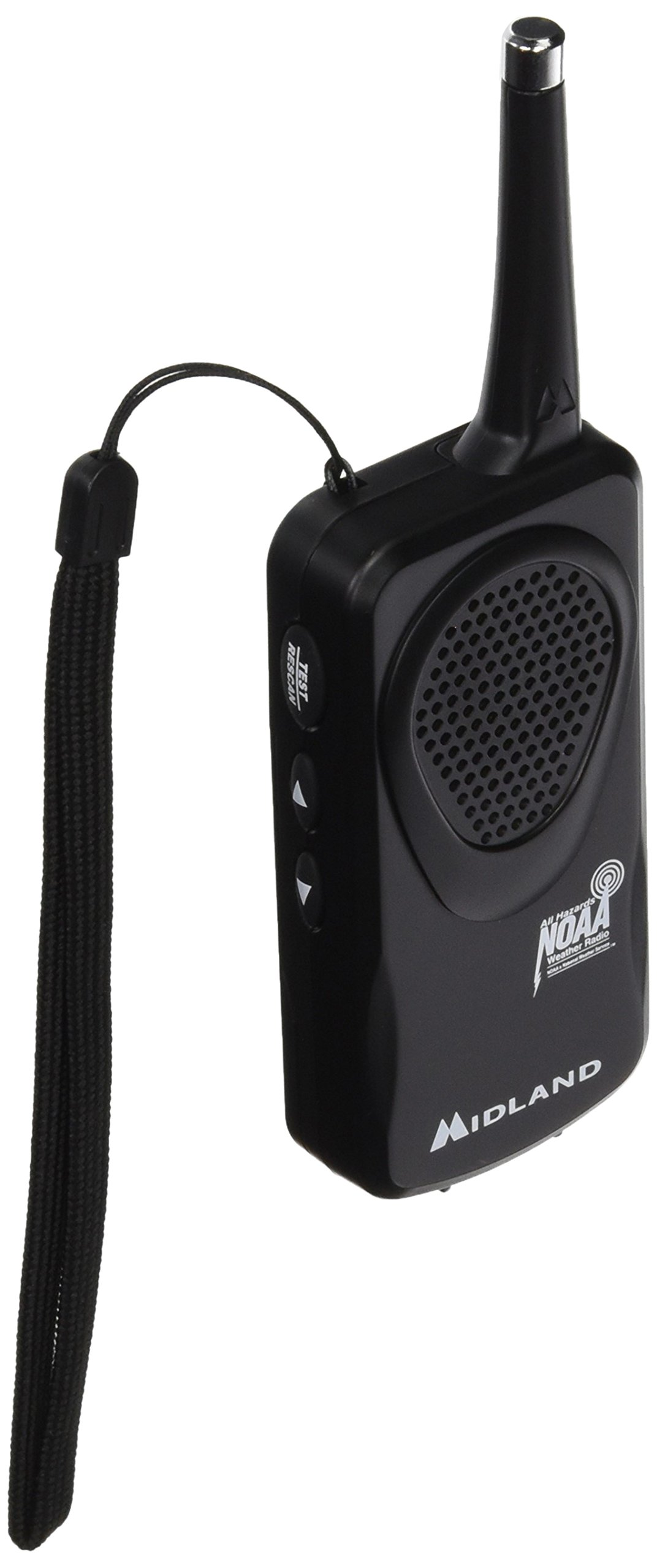 Midland Consumer Weather Radio Black (HH50B)