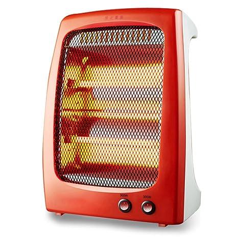 Calentador QFFL Sol pequeño Tubo de Cuarzo de Oficina pequeña Enfriamiento y calefacción
