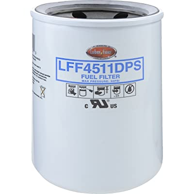 Luber-finer LFF4511DPS-12PK Heavy Duty Fuel Filter, 12 Pack: Automotive