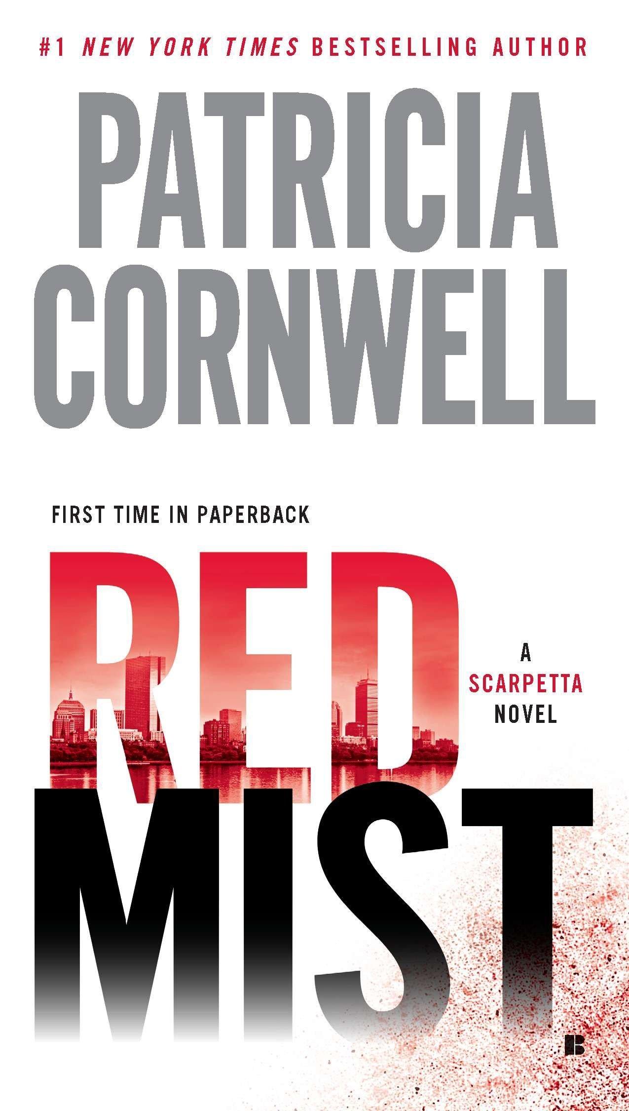 Read Online Red Mist: Scarpetta (Book 19) pdf