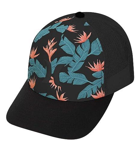 Hurley W Hanoi Icon Trucker Hat Gorras/Sombreros, Mujer, Black ...