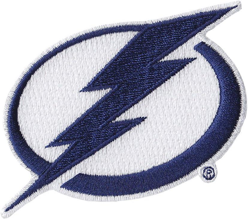 24 oz Clear Tervis 1066963 NHL Tampa Bay Lightning Logo Emblem Water Bottle with Grey Lid