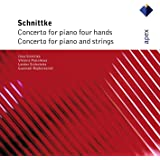 Schnittke : Concerto for Piano 4 Hands & Concerto for Piano & Strings - Apex