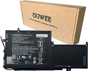 OUWEE PG03XL Laptop Battery Compatible with HP Spectre X360 15 AP011DX 15-AP000 AP000NA AP000NF AP000NX Series Notebook PGO3XL 831532-421 831532-422 831758-005 HSTNN-LB7C 11.55V 65Wh 5680mAh