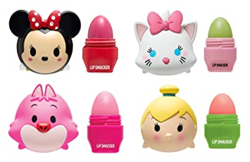 fb88c1ae4f0 Image Unavailable. Image not available for. Color  Lip Smacker Disney Tsum  Tsum Lip Balm ...