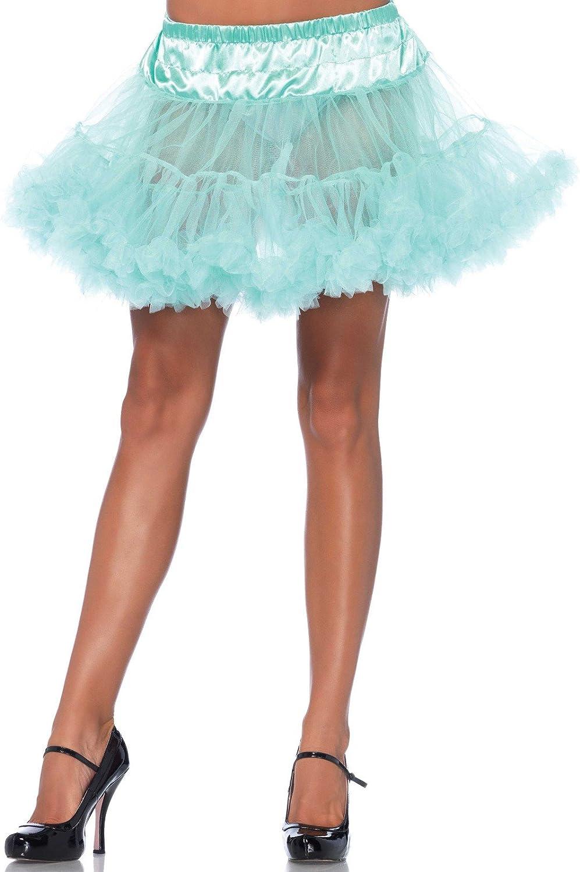Leg Avenue Women's Petticoat Skirt: Clothing