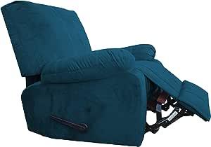 كرسي استرخاء و راحة مع ظهر بوضعيتين من إن هاوس - تركواز