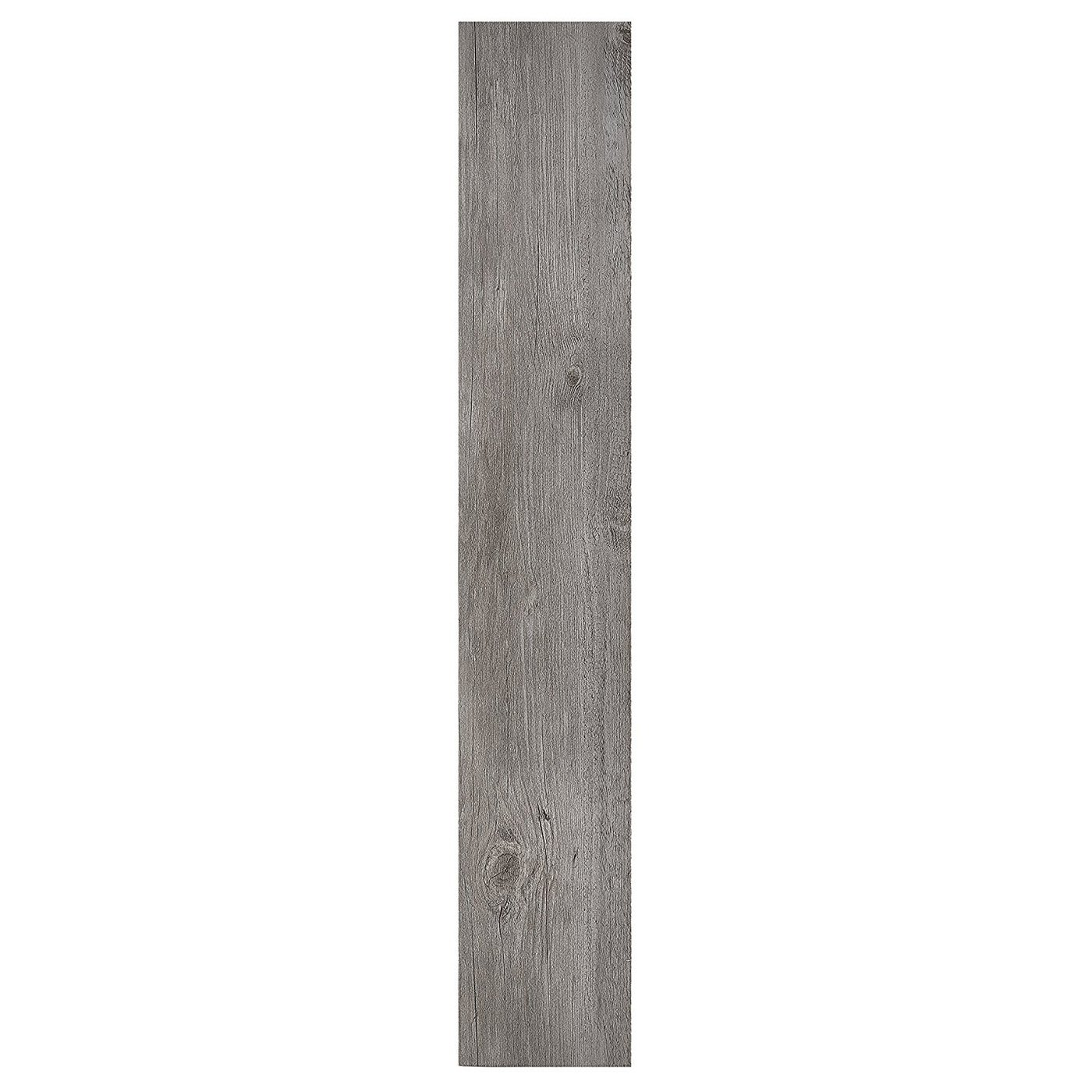 Achim Home Furnishings VFP1.2GO60 Achim Home Imports Nexus Light Grey Oak 6x36 Self Adhesive Vinyl Floor Planks Planks/90 Sq Ft, 60 Pack by Achim Home Furnishings
