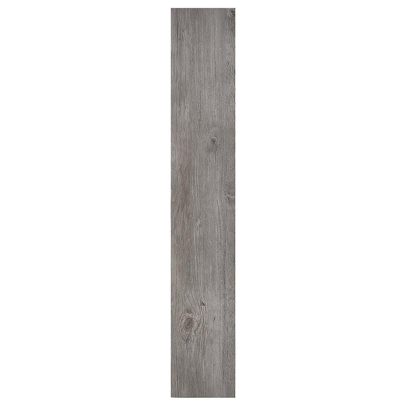 Achim Home Furnishings VFP1.2GO60 Achim Home Imports Nexus Light Grey Oak 6x36 Self Adhesive Vinyl Floor Planks Planks/90 Sq Ft, 60 Pack