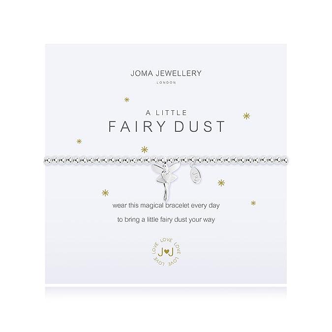 Joma Jewellery A Little Fairy Dust Bracelet (Adults) UnAlGblW76