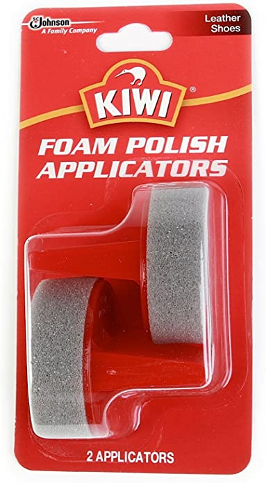 Ships Fast All Shoe Colors Brand New Kiwi Foam Shoe Polish Applicators