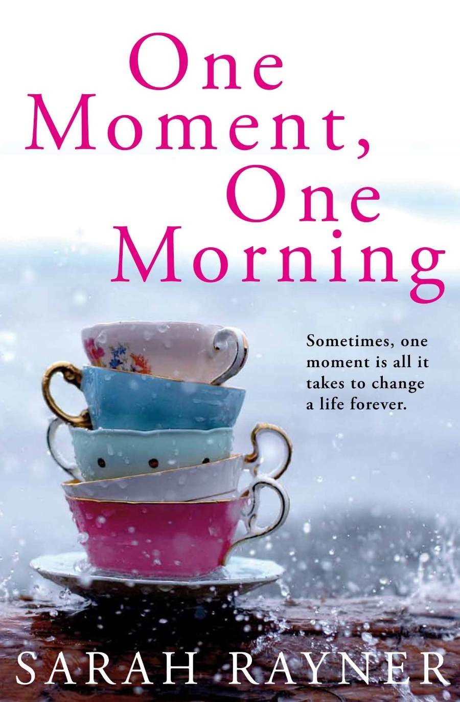Image result for one moment one morning