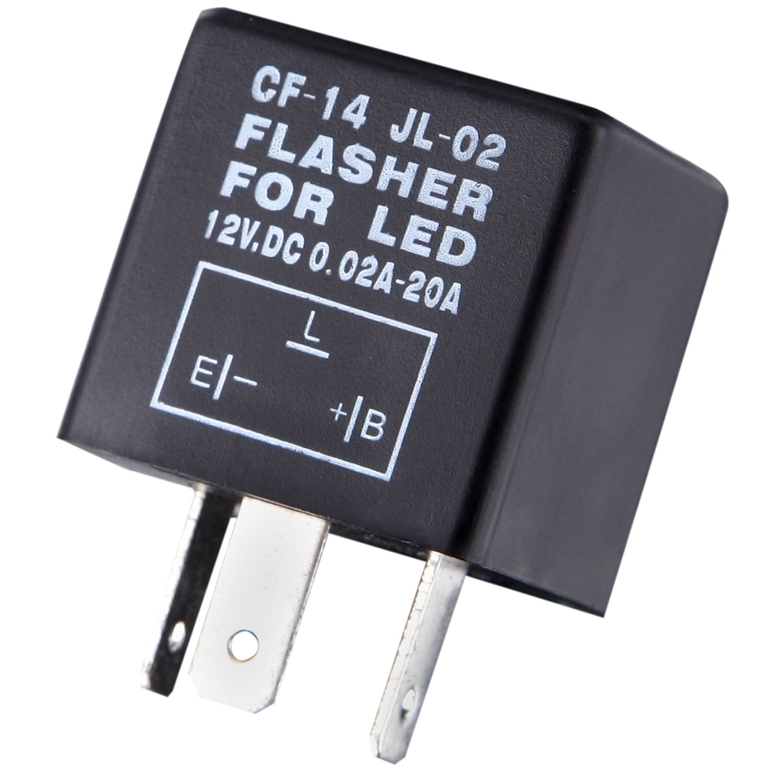 Fafada Blinkrelais 3pin 12v Led Blinker Relais Fr Circuit Elektronik