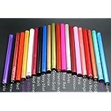 XICHEN®10PCS Vintage sealing Glue Gun Sealing Wax Wax sticks Wax seal supplies a variety of colors (Mixed color random)