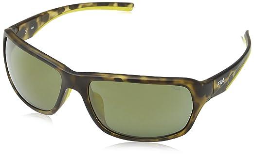 Fila SF9027-gafas de sol Hombre Gris Gris (AZURE/BLACK ...