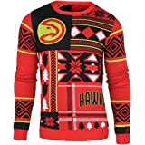 Klew NBA Patches Ugly Sweater - Pick Team