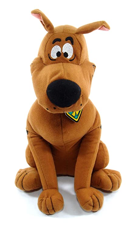 Scooby Doo Plush - ScoobyDoo Stuffed Animal (14 Inch)