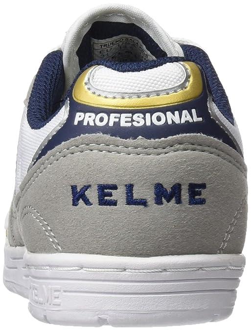 Kelme Trueno Sala Kids, Botas de Fútbol Unisex Niños: Amazon.es: Zapatos y complementos