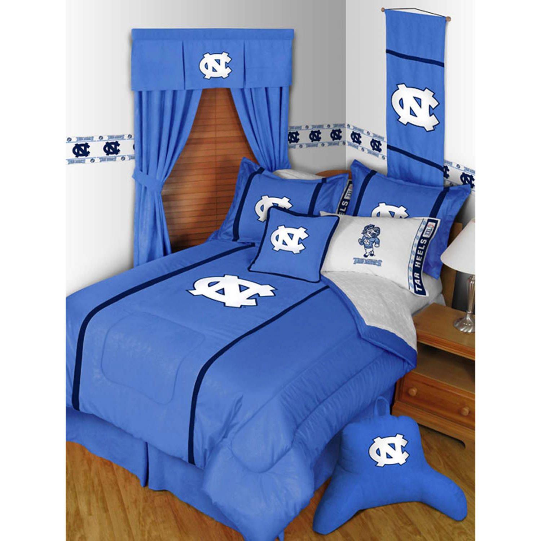NCAA North Carolina Tar Heels MVP Comforter Twin