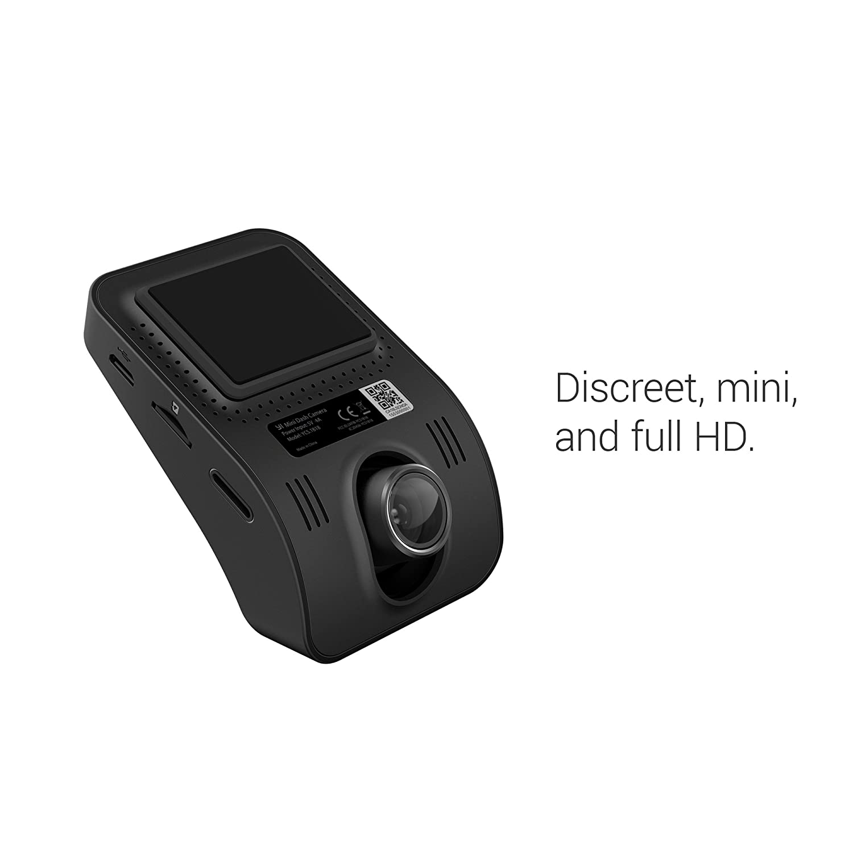 YI Mini Dashcam Full HD 1080p Caméra Embarquée Caméra de Voiture avec Grand  Angle 140 ° Capteur-G Ecran LCD 2.0 Vision Nocturne Noir  Amazon.fr   High-tech 47331495f031