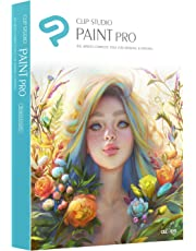 CLIP STUDIO PAINT PRO - NEW Branding - for Microsoft Windows and MacOS, English Version