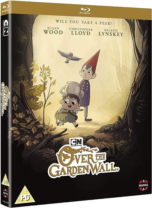 The Best Over The Garden Wall Dvdf