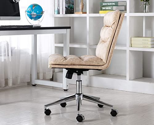 Chairus Armless Office Chair