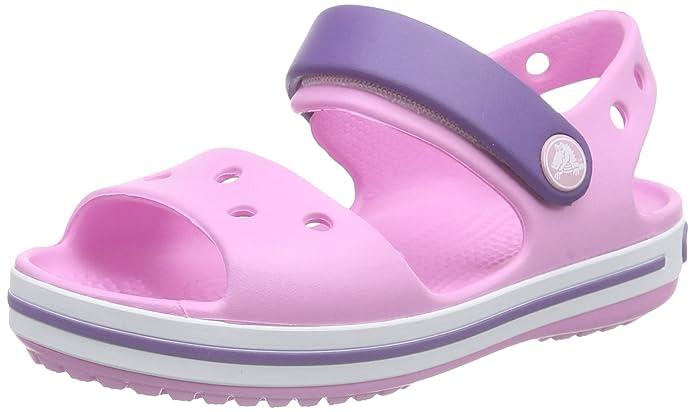 69 opinioni per crocs Crocband Sandal Kids Navy / Rot Croslite