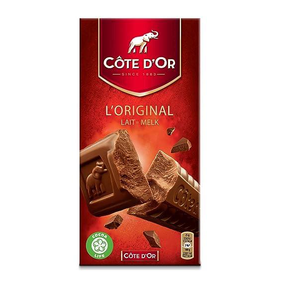 Cote Dor Lait Melk Chocolate Bar 200g Pack Of 2