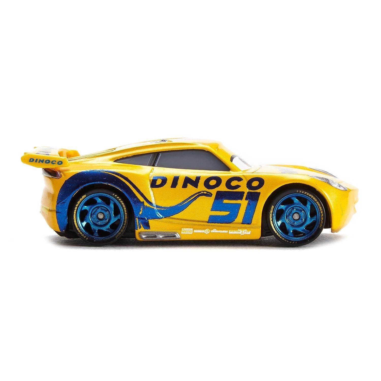 Amazon Com Disney Pixar Cars Dinoco Cruz Ramirez Toys Games