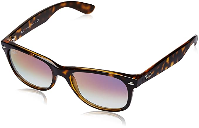 4cdb8e18eb Image Unavailable. Image not available for. Colour  RAYBAN Unisex s 0RB2132  710 S5 55 ...