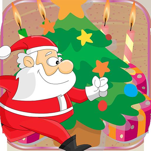 Santa Claus Sleigh JET