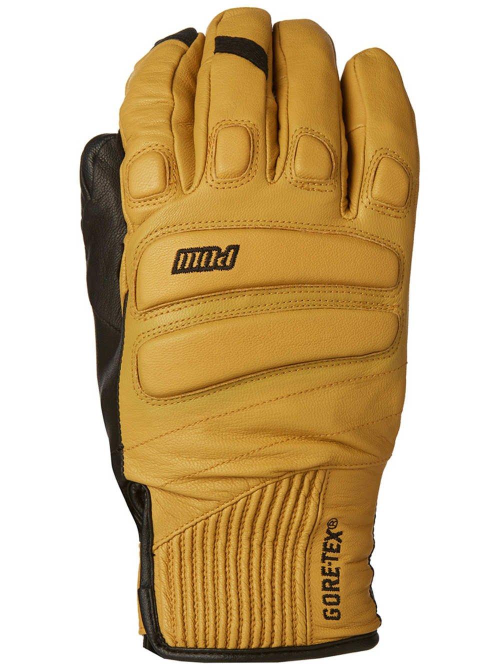 Pow Gloves頂点GTX Warm Glove B01J6RLSQ2  ナチュラル Medium