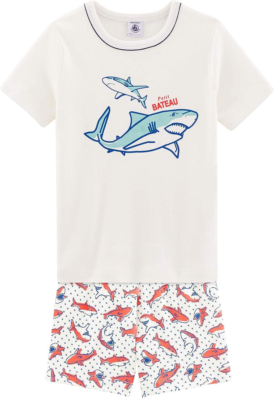 Petit Bateau 2 Boxers Motifs requins