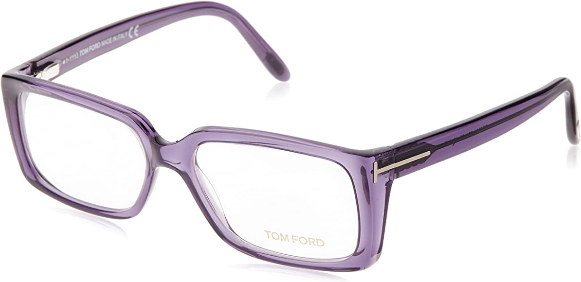 814c793710b Amazon.com: Tom Ford for woman ft5281 - 081, Designer Eyeglasses ...