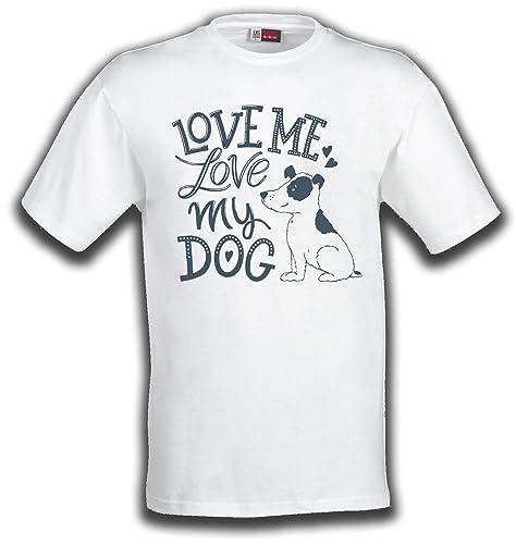 Camiseta 100% algodón, unisex, con diseños divertidos de mascotas, frases, parejas.PERSONALIZABLE: Amazon.es: Handmade