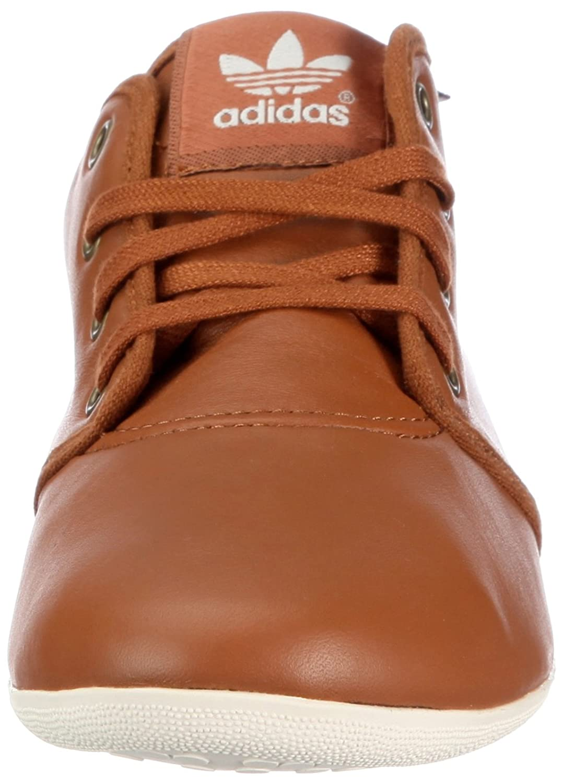 adidas Originals VOLLEY CASUAL MID W V24138, Damen Sneaker, Braun  (LEATHE/LEATH), EU 36 (UK 3.5): Amazon.de: Schuhe & Handtaschen