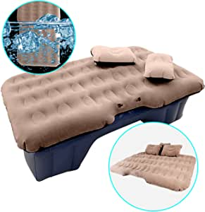 Shelterin 3rd Generation Heavy Duty Universal Car Inflatable Mattress Multifunctional Outdoor Travel Car Air Bed Back Seat Extended Mattress