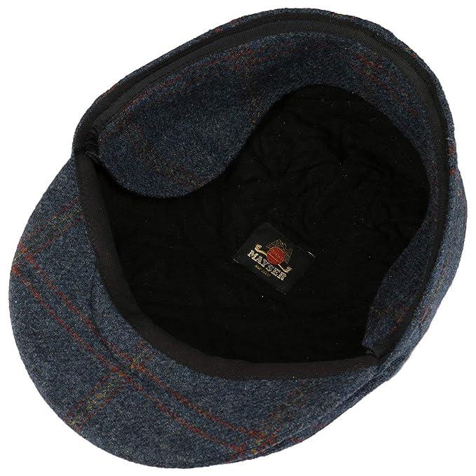 Mayser Gorra con Orejeras Merlino Wool by lanagorra (56 cm - azul)   Amazon.es  Ropa y accesorios 53ac21ea6c1