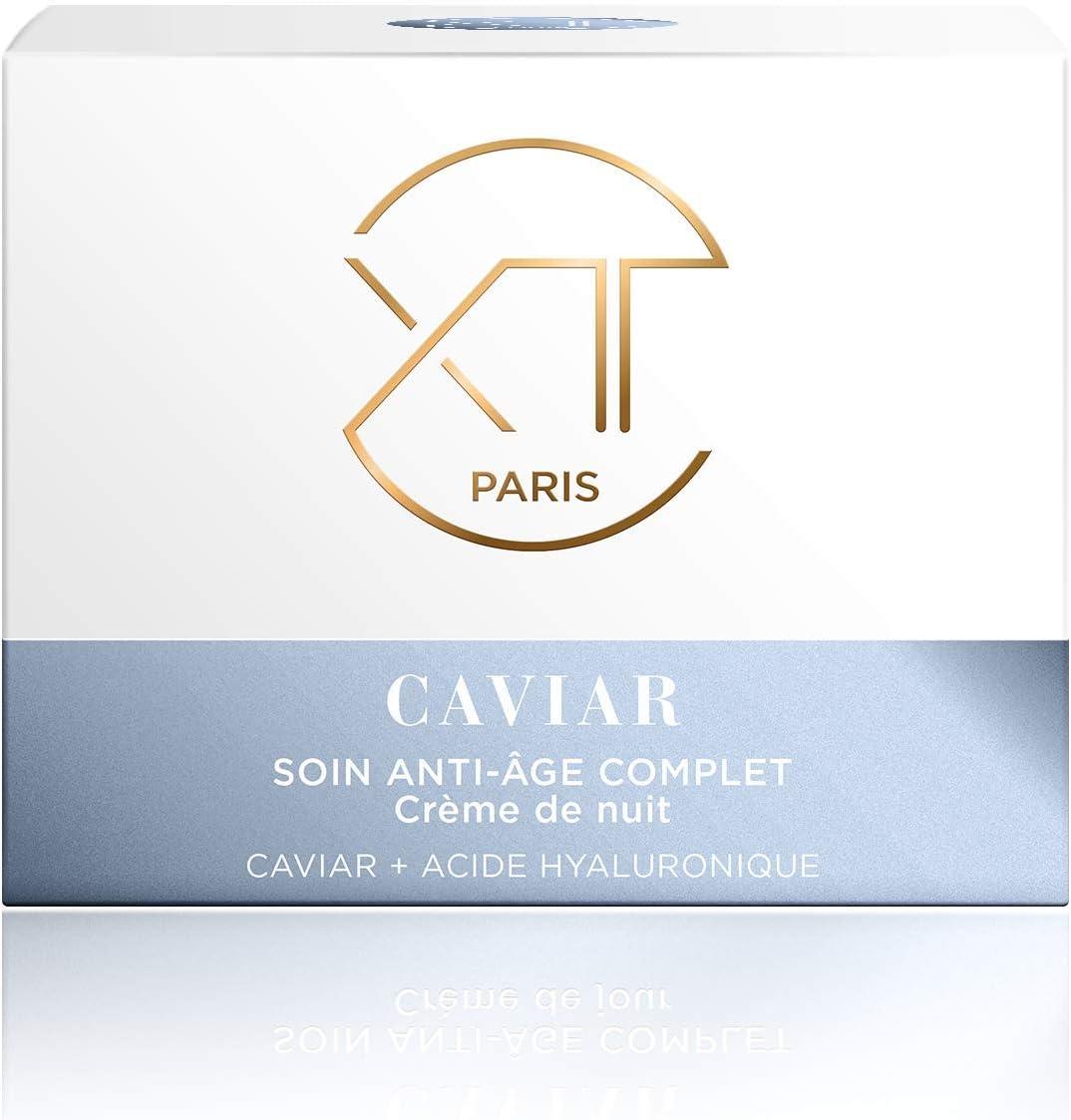 XT PARIS - Colección XT CAVIAR - Crema de noche antiedad ...