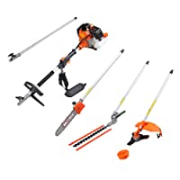 Wolf Creek 58G Multi-Tool Pole Hedge Trimmer