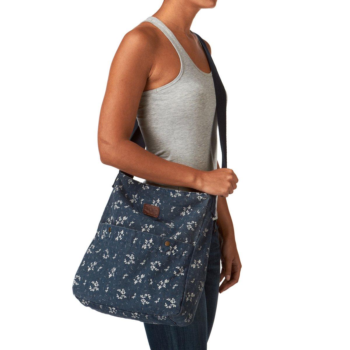 83ba2a10b15 Fat Face Canvas Cross Body Bag - Navy: Amazon.co.uk: Sports & Outdoors